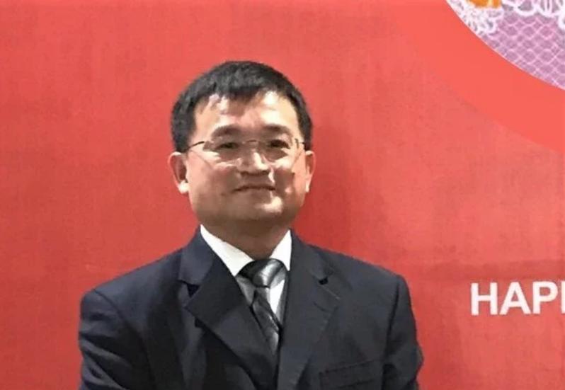 台南市衛生局長陳怡。圖/取自台南市衛生局網頁