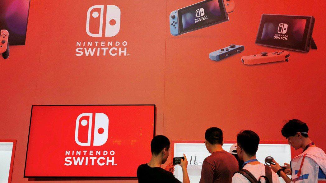 任天堂再傳追加年度Switch訂單到約2,500萬台。  路透