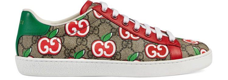 New Ace蘋果印花球鞋,21,800