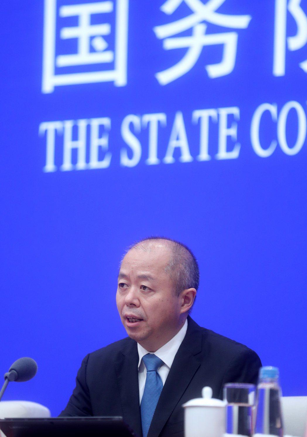 大陸工業和信息化部副部長王江平。中新社