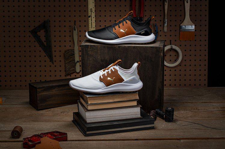 PUMA Golf IGNITE NXT CRAFTED高球鞋5,680元。圖/...