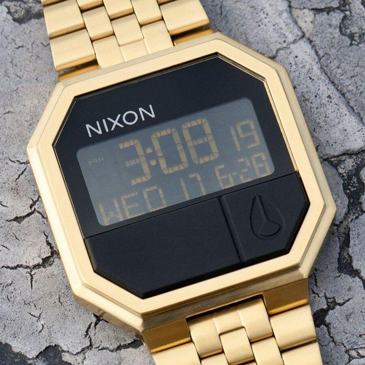 Nixon Re-run腕表5,500元。圖/麥迪威提供
