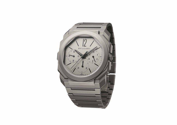 BVLGARI OCTO FINISSIMO超薄計時GMT自動上鍊腕表,55萬9...