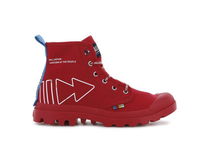 Palladium TOMORROW明日潮靴系列PAMPA DARE REW F...