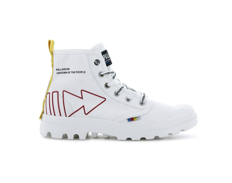 Palladium TOMORROW明日潮靴系列2,480元。圖/Palladi...