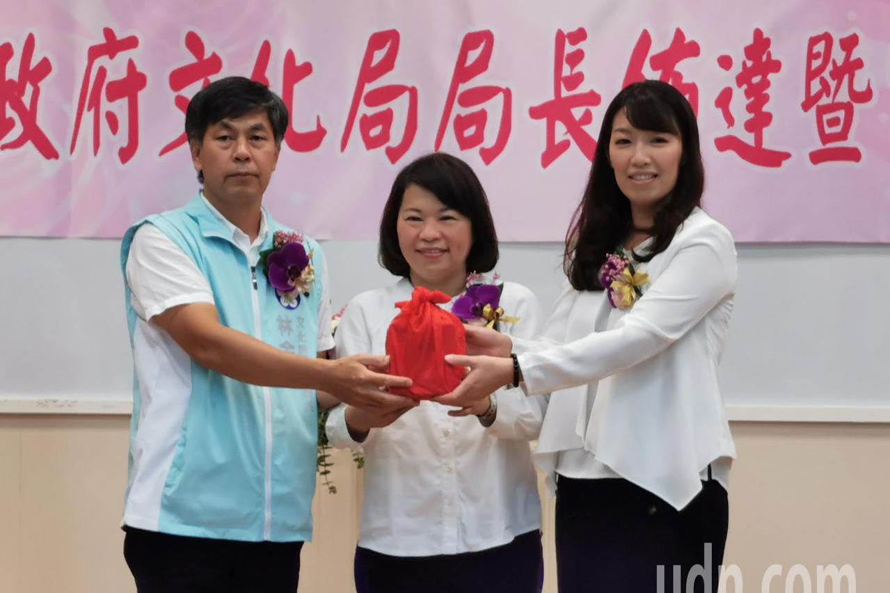 嘉市文化局新局長40歲女設計師 號召北漂青年返嘉