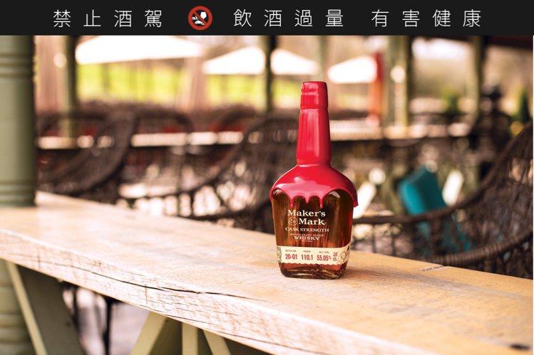 美格美國波本威士忌原桶強度預計8月中旬上市,建議零售價2,180元。圖/台灣三得...