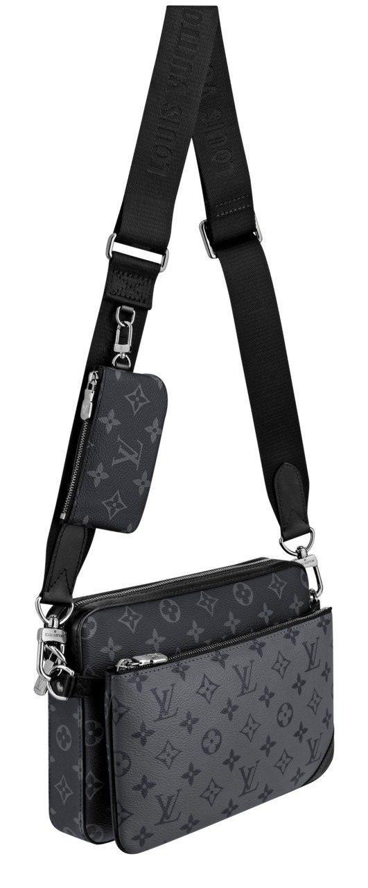 路易威登Trio手袋,66,500元。圖/LV提供