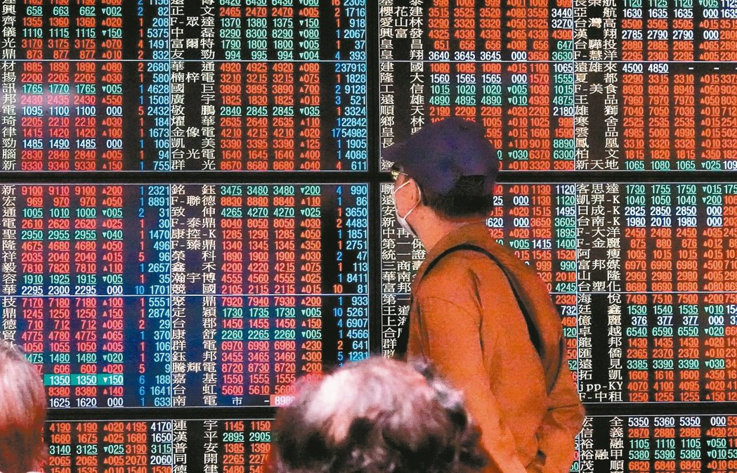 前十名台股基金近一月漲幅都在13%以上,表現更勝大盤。(本報系資料庫)