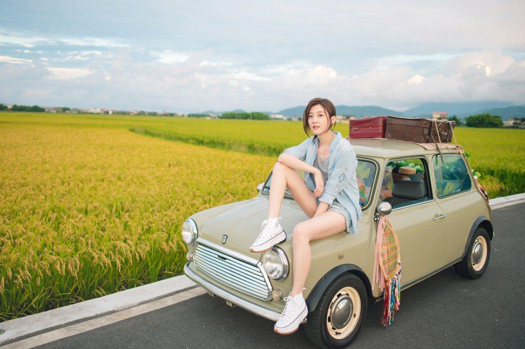 林逸欣推出EP「想都沒想過」。圖/旋轉娛樂提供