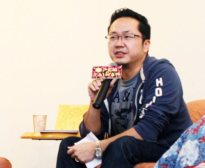 文化總會副秘書長李厚慶。圖/聯合報系資料照片