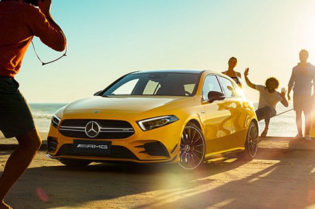 只要170萬就能成為AMG車主!Mercedes-AMG A 35 4MATIC中國開賣