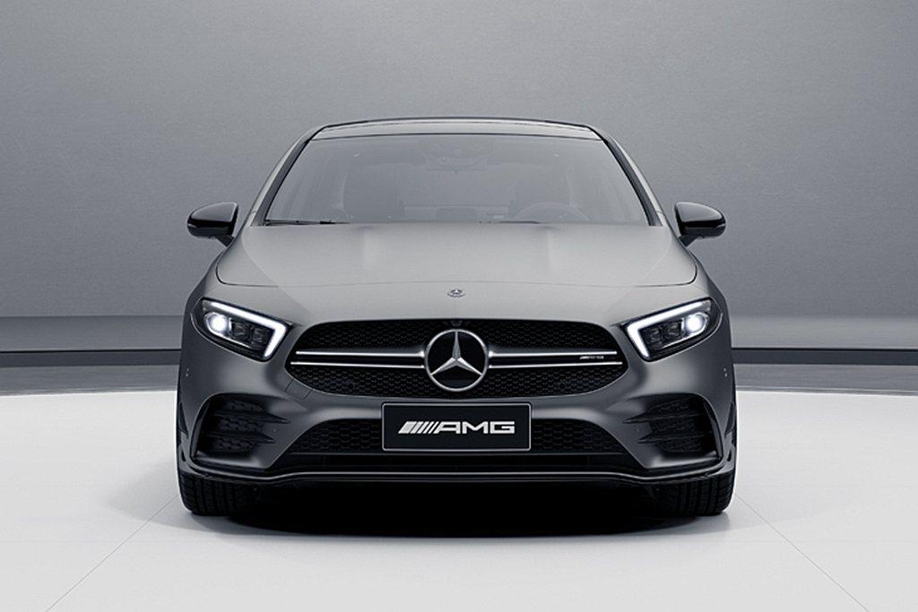 Mercedes-AMG走出德國,導入中國在地組裝使售價更有競爭力。 圖/Mer...