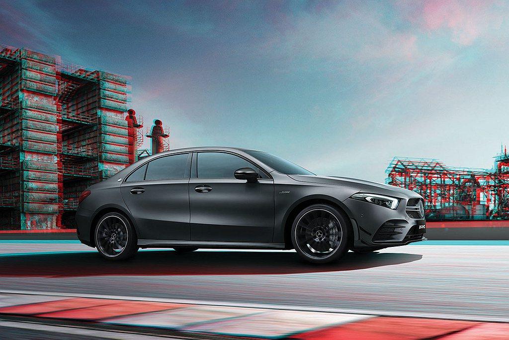 Mercedes-AMG A 35 L 4MATIC性能房車,以北京奔馳(BBA...