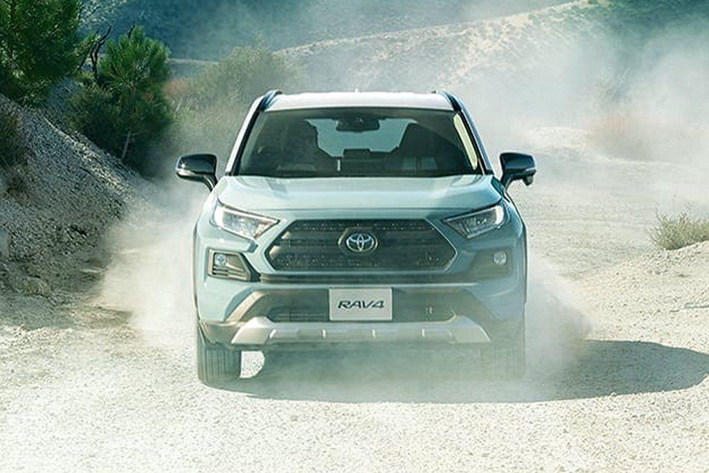 現行第五代Toyota RAV4雖然未達小改款階段,不過原廠仍持續提升銷售競爭力...