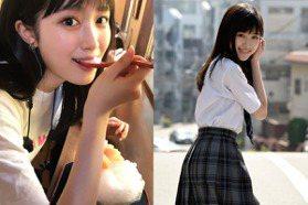 曾打敗九千多人成美少女冠軍!19歲新生代女演員福本莉子 甜美笑容超治癒