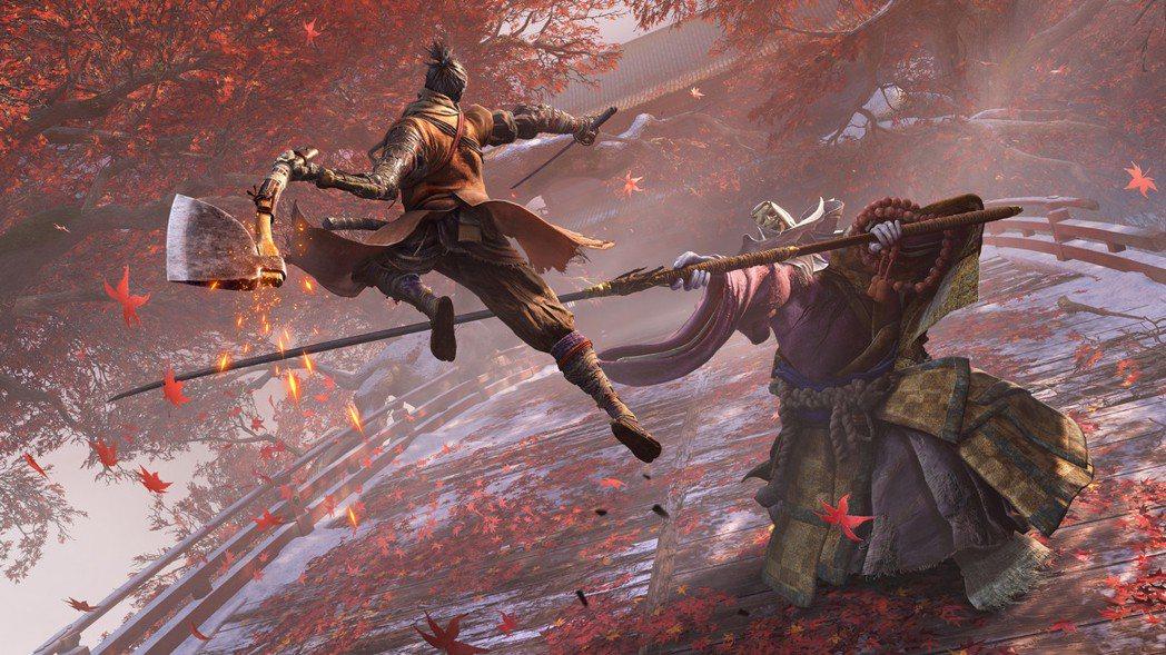宮崎英高一貫高挑戰性的《隻狼》,讓不少玩家望而生畏