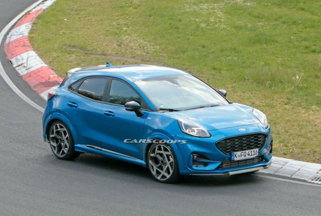 Puma ST的加入後,將會讓車系可選擇的動力車型更為豐富。 摘自Carscoo...
