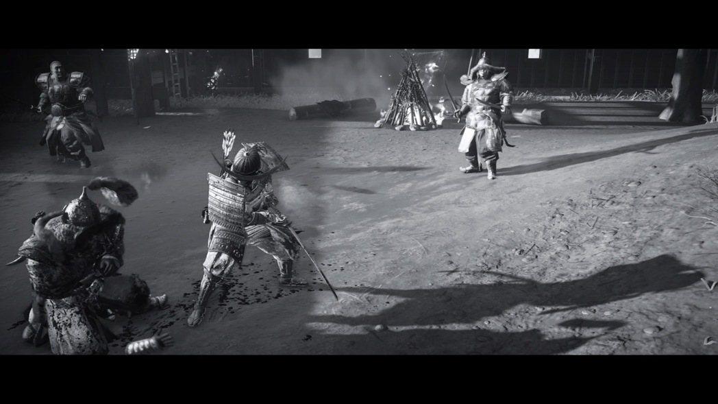 在鎗川初次解放戰鬼架式的橋段,足以入選近五年的電子遊戲最佳時刻之一