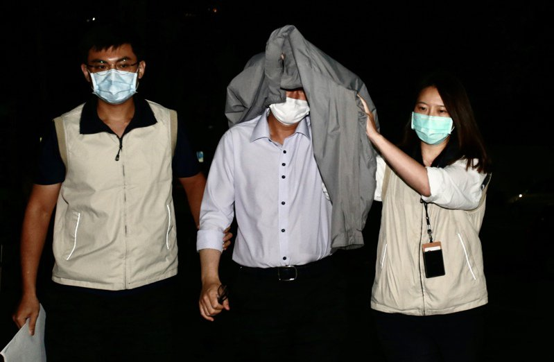 北檢昨抗告,台灣高等法院今裁定趙正宇(中)部分撤銷,發回北院。記者許正宏/攝影
