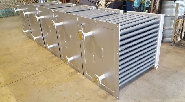啟碩推出新型高品級熱交換器。 啟碩/提供