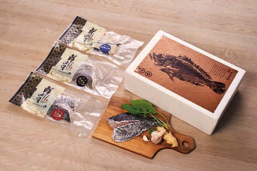 力佳公司讓消費者吃到最安心的養殖魚。 農科院/提供