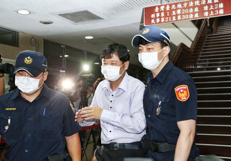 台灣高等法院今(7日)裁定撤銷立委趙正宇交保裁定,發回更裁。台北地院預計將於8日再開羈押庭。聯合報系資料照/記者曾原信攝影