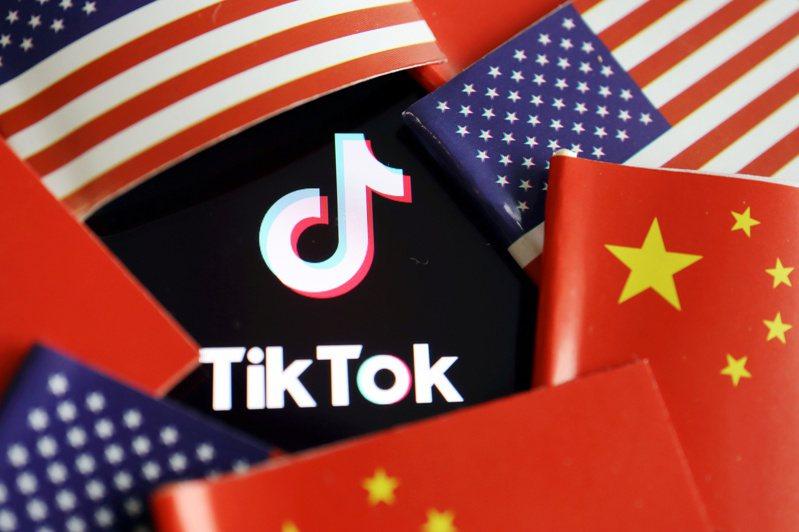 美國總統川普針對TikTok簽署行政命令。路透