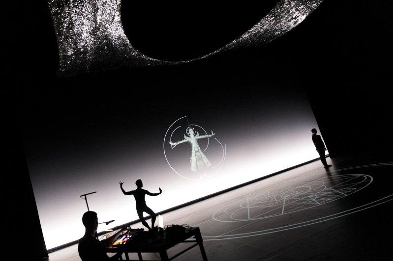 泰國編舞家克朗淳作品。圖/台北藝術節提供