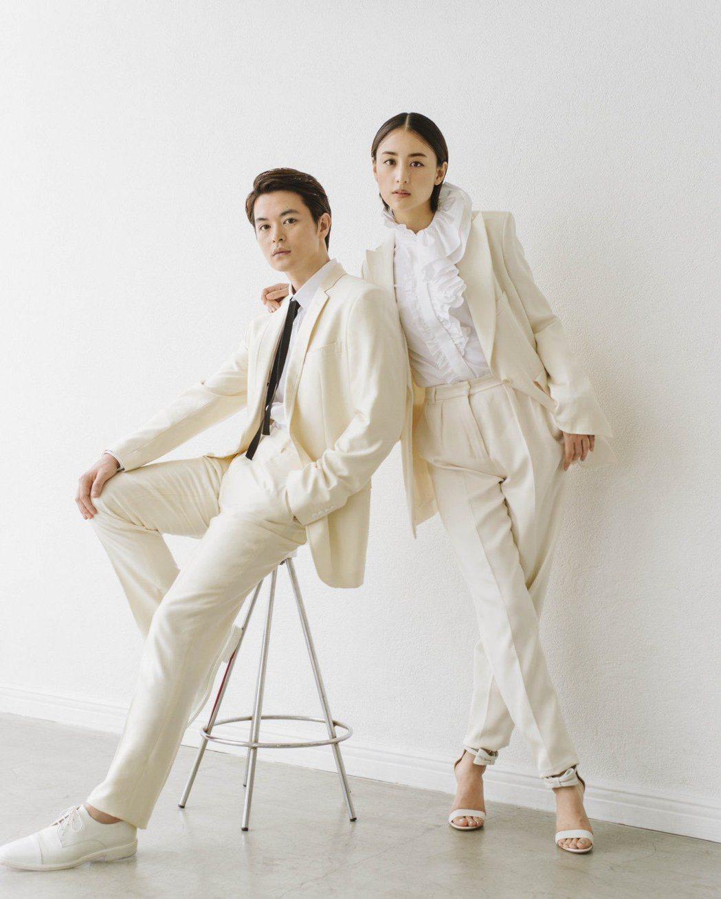 山本美月和瀨戶康史決定共組家庭。圖/摘自推特