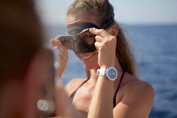 Ulysse Nardin近期釋出全系列Lady Diver潛水腕表,展現律動且...