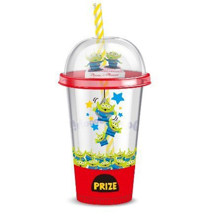 全家便利商店「玩具強檔趴」集點推出「玩具總動員-公仔杯」,8月12日上午10點起...
