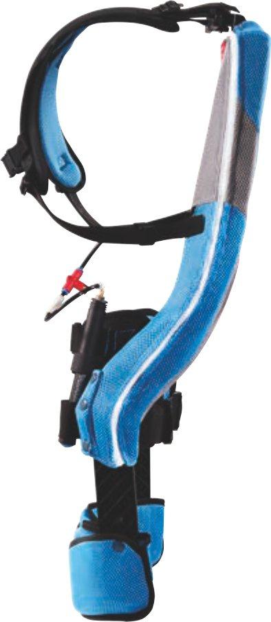 肌力服(MUSCLE SUIT Every)的超強輔助力,可確保腰部不易受傷。世...