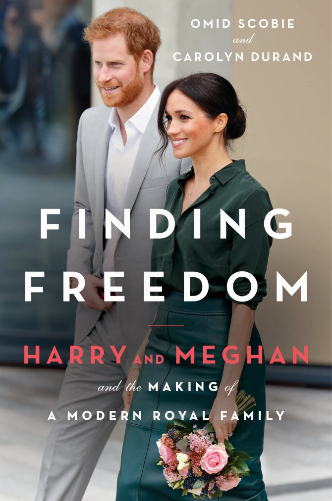 哈利與梅根為主題的新書,還沒推出已經引起一堆風波。圖/摘自amazon