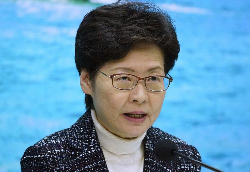 彭博引述消息人士報導,美國最快今(7)日將對香港行政長官林鄭月娥在內的香港及大陸官員制裁。  美聯社