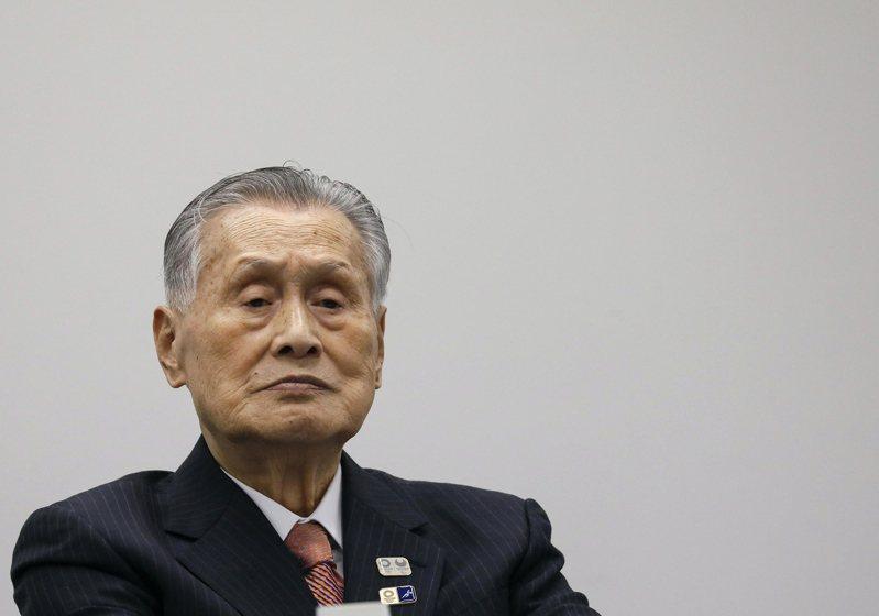 日本前首相森喜朗將率團訪台,弔唁前總統李登輝。 歐新社