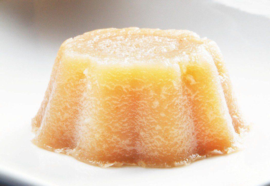 梨糖糕。記者蘇健忠/攝影
