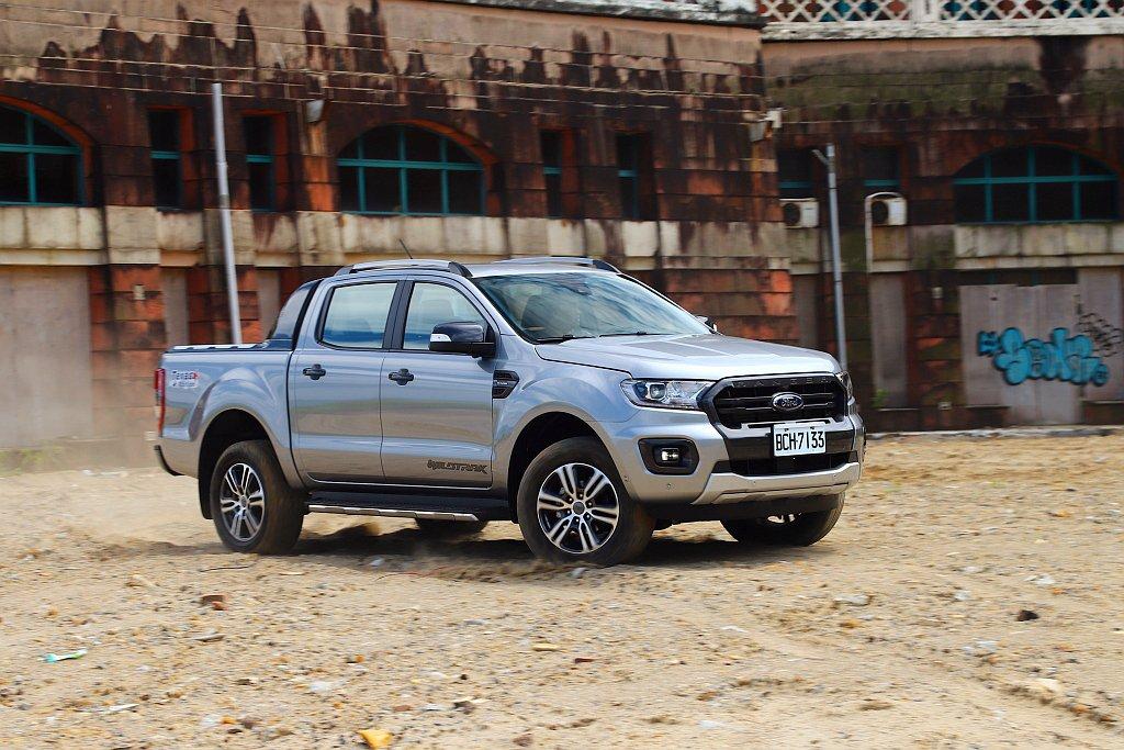 福特六和汽車於8月推出限量的Ford Ranger Texas Edition德...