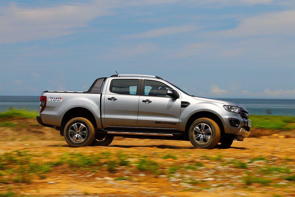 Ford Ranger Texas Edition德州騎兵版命名模式不僅美國味十...