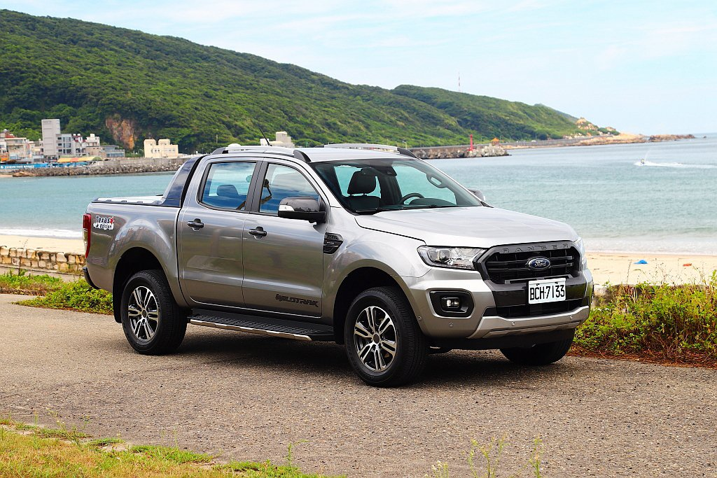 8月推出的Ford Ranger Texas Edition德州騎兵版,僅有50...