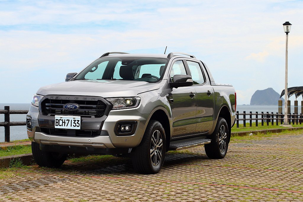 Ford Ranger Texas Edition德州騎兵版為Ranger運動型...