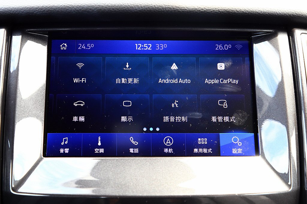 自Ford Ranger全能型起,不僅標配SYNC 3娛樂通訊整合系統與8.0吋...