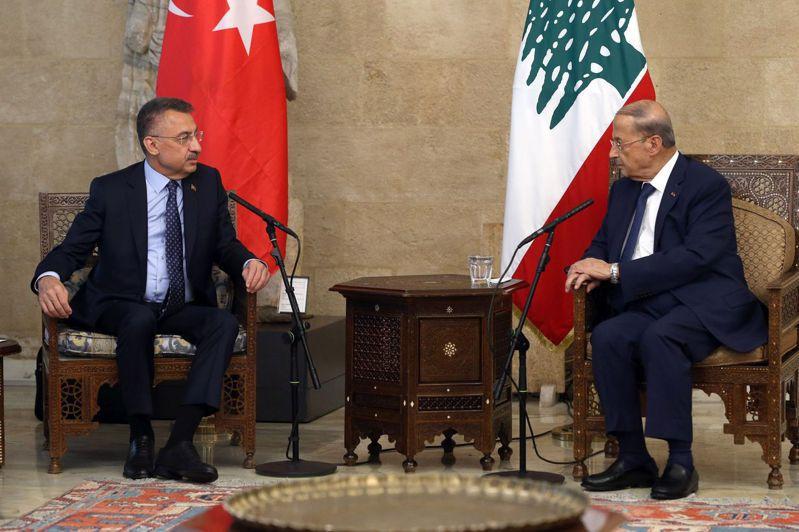 土耳其副總統歐克台今天表示,土耳其準備好協助黎巴嫩重建毀於4日驚爆中的貝魯特港;完成重建之前,土耳其將提供南部麥新港給黎巴嫩做為大宗貨物通關和倉儲之用。 法新社