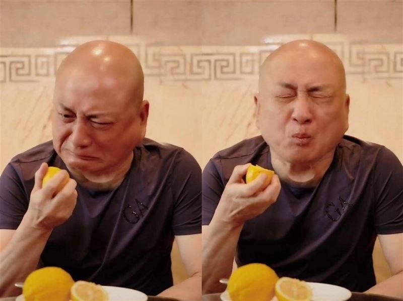 湯鎮業現今已61歲,已變禿頭,身材也走鐘。圖/摘自微博