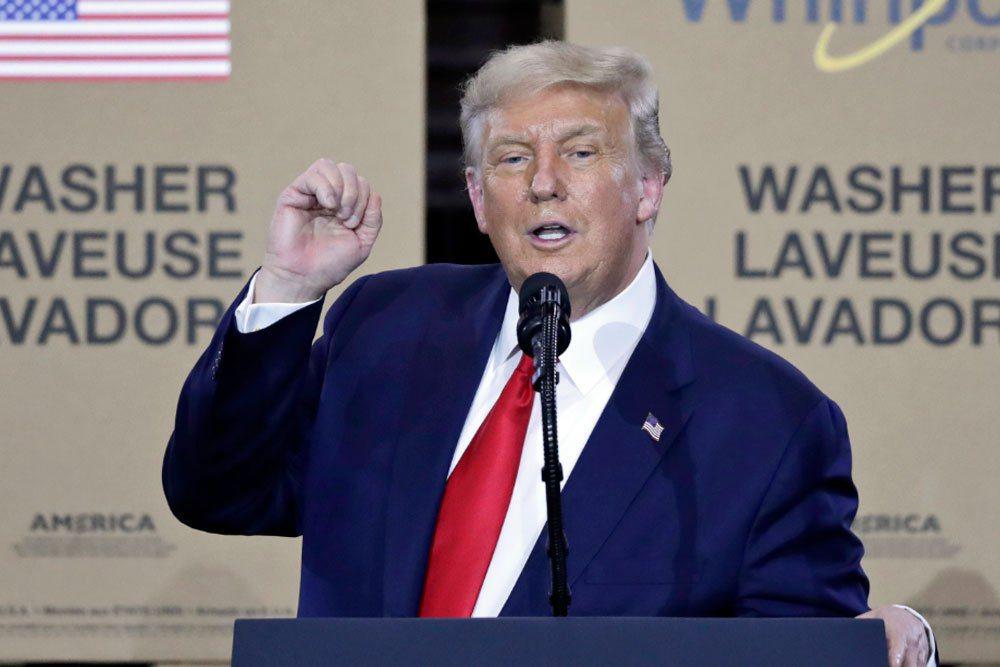 美方評估,北京認為美國總統川普「無法預測」,希望川普不要贏得連任。美聯社