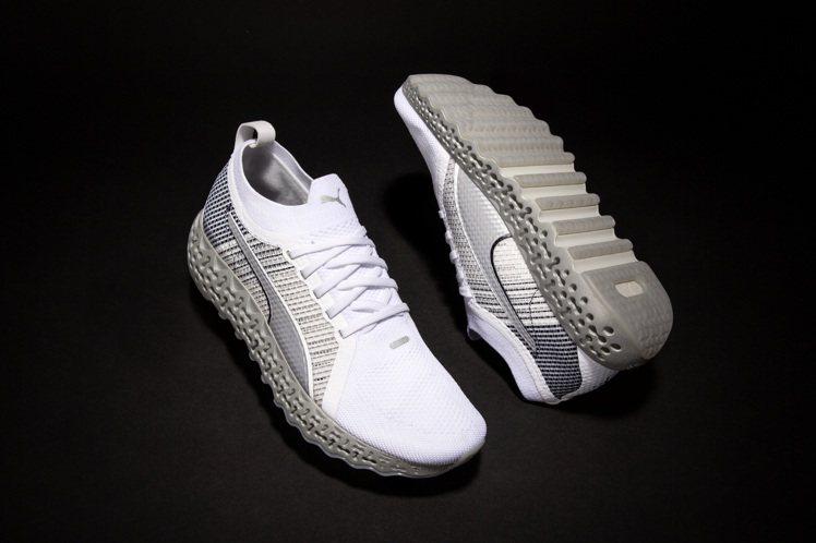 PUMA即將上市搭載XETIC科技的Calibrate Runner跑鞋。圖/P...