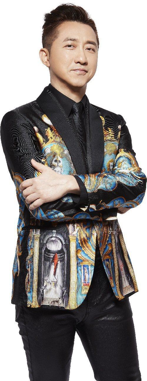 庾澄慶暌為多年為「PChome 狂禮88小巨蛋演唱會」再返小巨蛋舞台。圖/摘自臉...