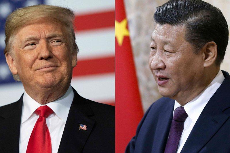 面對美國步步進逼,北京一再呼籲雙方透過對話,讓兩國關係重回不衝突、不對抗的軌道。法新社