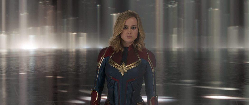 「驚奇隊長」布麗拉森在漫威影片地位將更重要,讓她有所顧慮。圖/摘自imdb