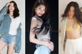 讓人想擁有的「最佳身材榜」!「最強肉體」雪炫、國民妖精李孝利進前三 冠軍竟是她